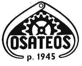 Osateos Oy - Luotettava sopimustoimittaja konepajatuotteita ostaville loppuasiakkaille ja järjestelmätoimittajille.